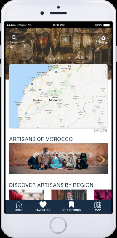 App Screen-Home